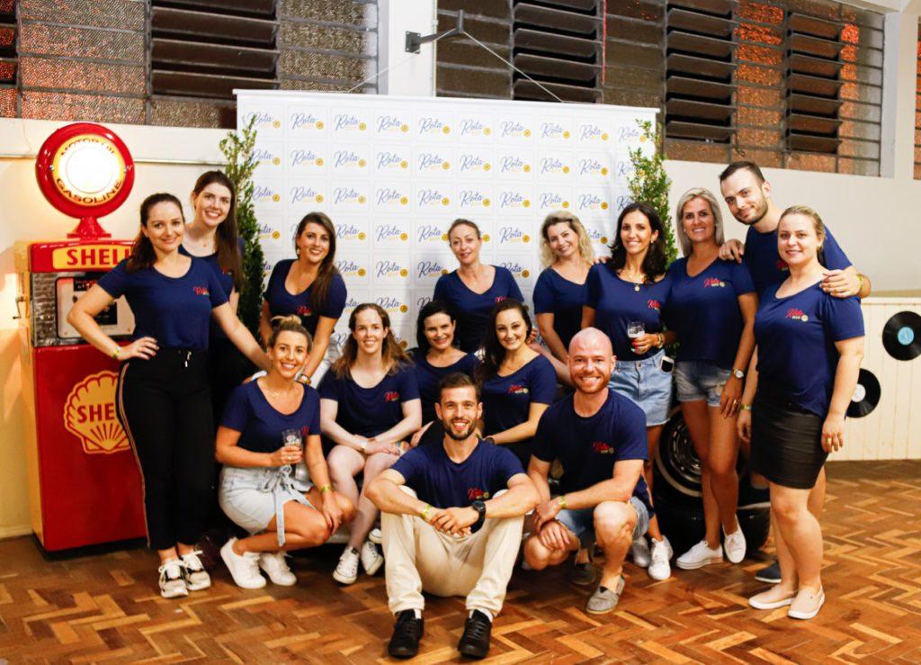 Novo Rotary de São Marcos, o Inspiração, inova e traz evento para aprovação dos são-marquenses (Foto: Geisa Rizzon)