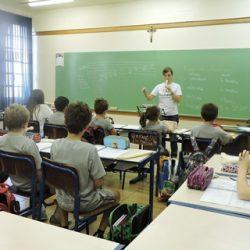 9º e 5º anos do ensino fundamental da Orestes Manfro realizaram provas do IDEB em 2017