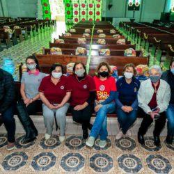 Entidades de São Marcos arrecadam doações de cestas básicas para famílias carentes