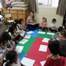 Apenas rede privada está autorizada a retomas atividades da Educação Infantil (foto: prefeitura de São Marcos)